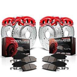 Power Stop KC1683 Z23 Evolution Sport Brake Kit with Caliper