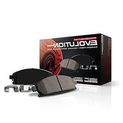 Power Stop  Z23 Evolution Sport Brake Pads, Rear