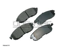 Akebono ProAct ACT815 Disc Brake Pad