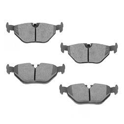 Rear Ceramic Brake Pad Set for BMW 323Ci 325Ci 325i Z3 Z4 E4
