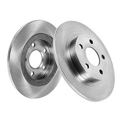 REAR Premium Grade OE 285 mm  Rotors Set CBO200406
