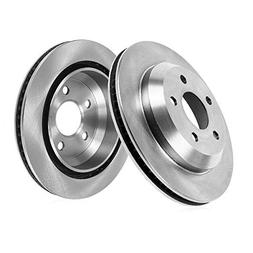REAR Premium Grade OE 350 mm  Rotors Set CK005814