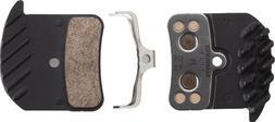 Shimano Saint/Zee  Metallic Disc Brake Pad Metallic, One Siz