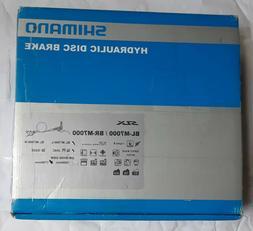 Shimano SLX BL/BR-M7000 Hydraulic Disc Brake 1700mm Rear Lef