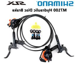 Shimano SLX M7000 MTB Hydraulic Disc Brake Set Front&Rear Ic