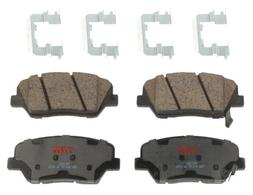 TRW TPC1432 Premium Ceramic Front Disc Brake Pad Set