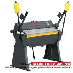 KAKA Industrial W-4812 ,48-Inch Heavy Duty Sheet Metal Pan A