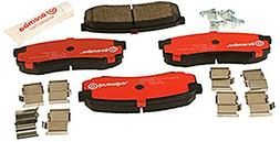 Brembo North America W0133-1741018-BRE Brake Pad Set with Sh