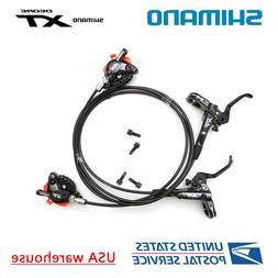 xt bl br m8000 hydraulic disc brake
