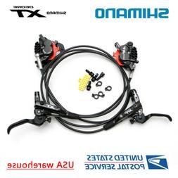 SHIMANO XT BL-M8000 BR-M8020 4 Pistons Disc Ice Tech Brake S