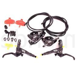 Shimano XT BR/BL-M8000 J-kit Brake set Front Rear 1000/1700m