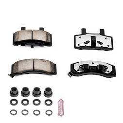 Power Stop Z36-370 Disc Brake Pad - Truck and Tow Severe Dut