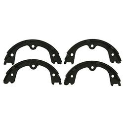 Wagner Z869 Parking Brake Shoe Set, Rear